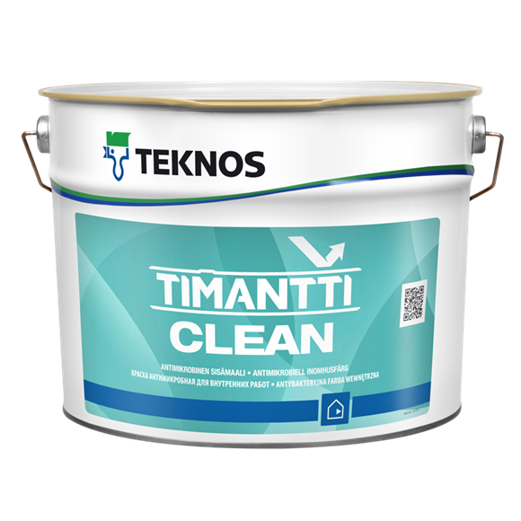 Teknos Timantti Clean