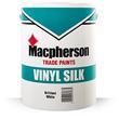Macpherson Vinyl Silk  Brill White or Mag