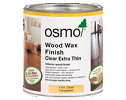 Osmo wood wax finish clear extra thin