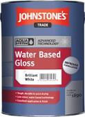 Johnstones Aqua Gloss B/White