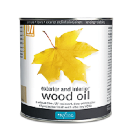 Hicksons Polyvine exterior wood oil finish
